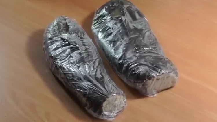 баклажаны отправляем в духовку