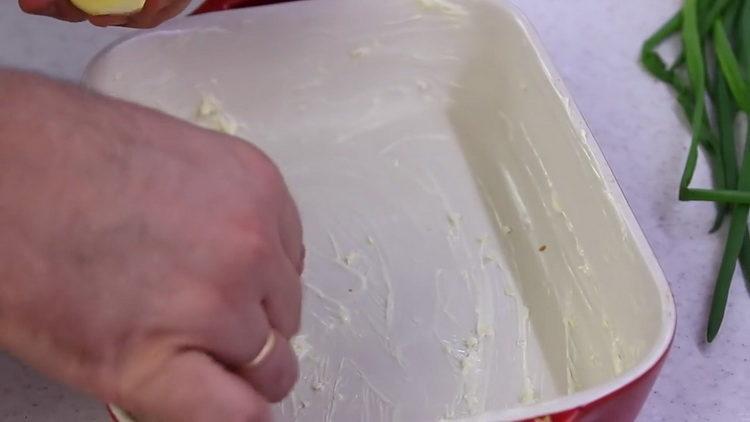 Как готовится картошка по французски