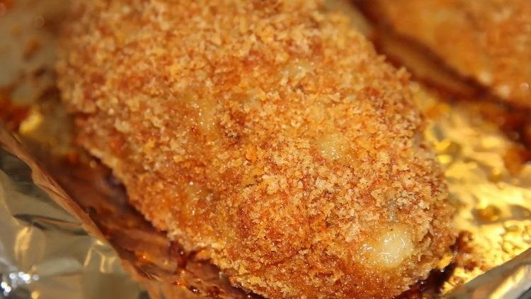 Куриные котлеты в духовке по пошаговому рецепту с фото
