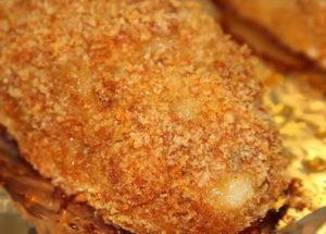 Сочные куриные котлеты с вкусной корочкой в духовке