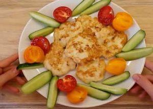 Вкусные и нежные рубленные котлеты из куриного филе