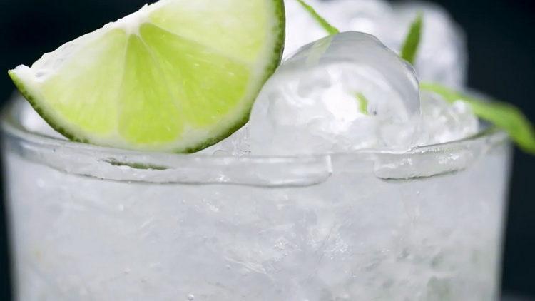 Алкогольный Мохито по рецепту как в баре