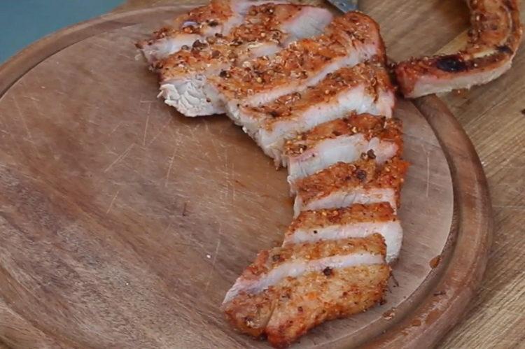 корейка свиная готова