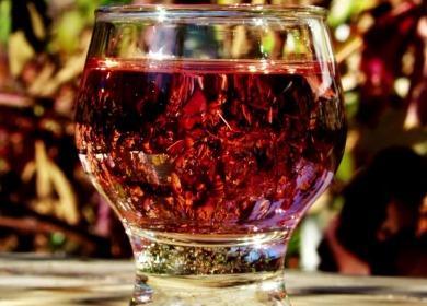 Настойка на сливе с водкой или самогоном