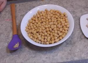 Рецепт приготовления вкусного нута
