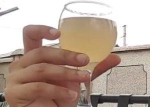 рецепт нежного домашнего вина