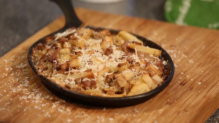 Блюдо русской кухни по пошаговому рецепту с фото