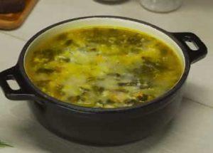 Щавелевый суп по пошаговому рецепту с фото