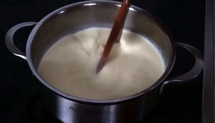 Готовим сыр маскарпоне
