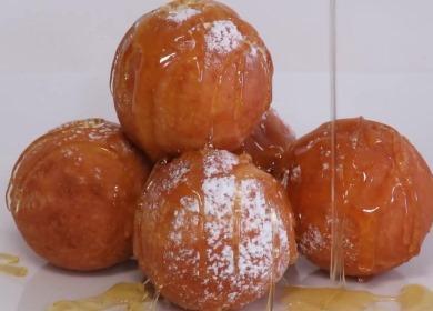 Творожные шарики — самый вкусный 🥝 домашний рецепт