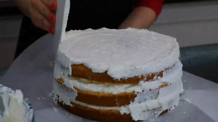 """Невероятно вкусный торт """"Рафаэлло"""""""
