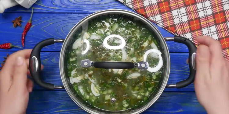 солим суп