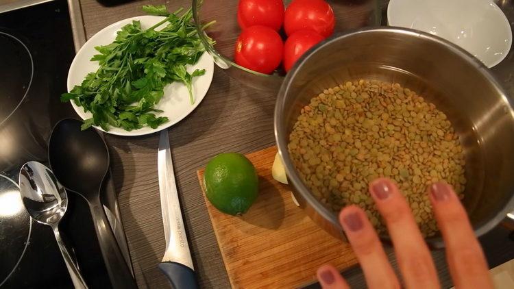 чечевица рецепты приготовления