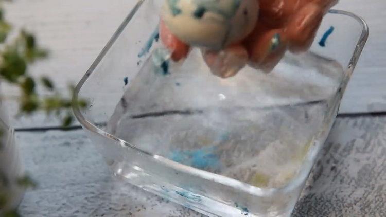 Пасхальное яйцо по пошаговому рецепту с фото