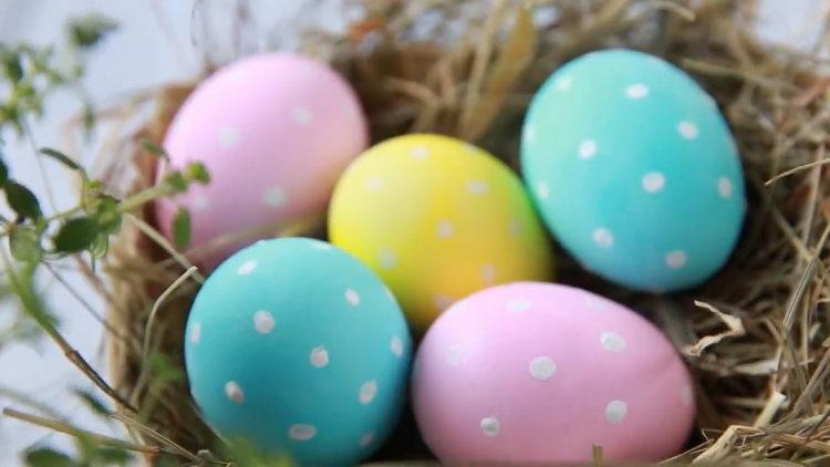 яйца готовы