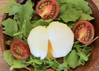 Два способа приготовить 諾 яйцо пашот