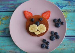 Готовим вкусный, аппетитный и красивый звтрак для детей по пошаговому рецепту с фото.