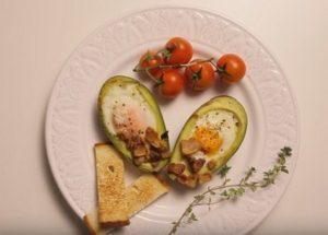 Готовим аппетитный завтрак с авокадо: простой и быстрый рецепт с пошаговыми фото.