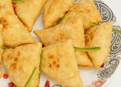 Самосы — лучший рецепт 🥝 из индийской кухни