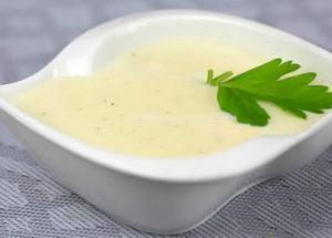 Рецепт белого соуса к мясу, рыбе и овощам