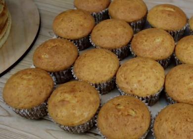 Вкусный бисквит на сгущенке 🥝 для тортов и капкейков