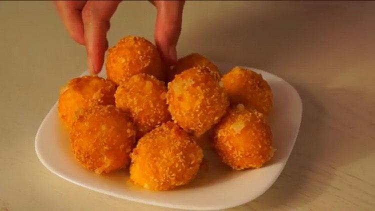 блюда из сыра готовы