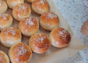 готовим бесподобные булочки с сыром