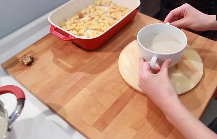 грибной суп пюре со сливками