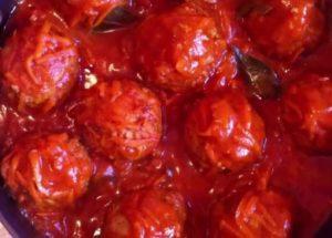готовим вкуснейшие ежики в томатном соусе