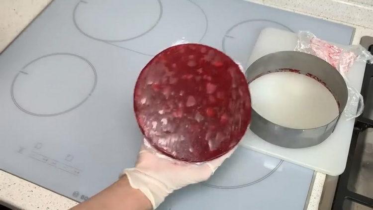 компоте для торта готово