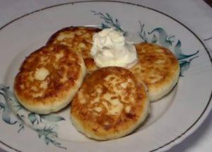 простой рецепт сырников из творога по классическому пошаговому рецепту
