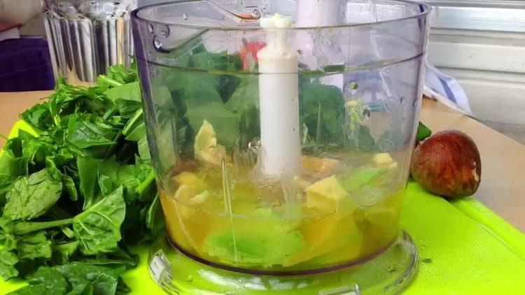 вливаем яблочный сок