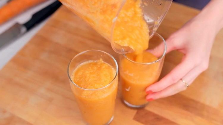 Смузи для блендера по пошаговому рецепту с фото