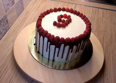 Очень вкусный торт 🥝 «Пища богов»