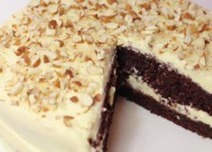 готовим вкусный торт в микроволновке