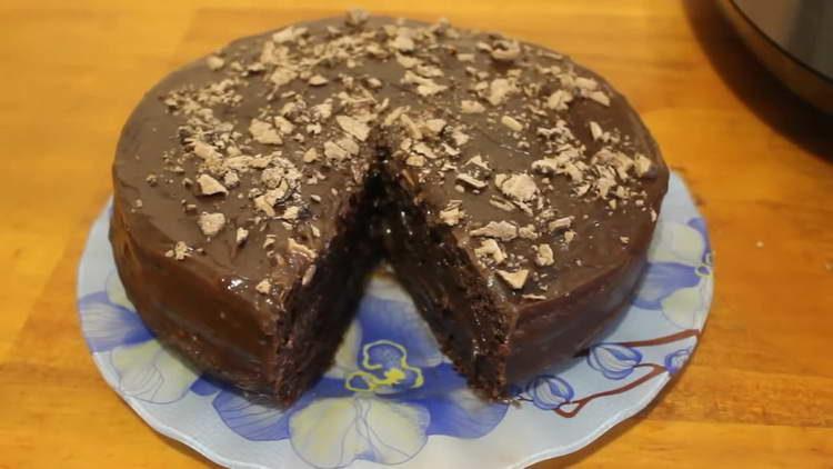 торт в мультиварке рецепты с фото