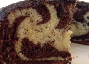 готовим нежный торт зебра по классическому рецептц