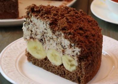 Очень вкусный торт 🥝 «Норка крота»