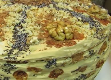Замечательный торт «Дамский каприз» 🥝