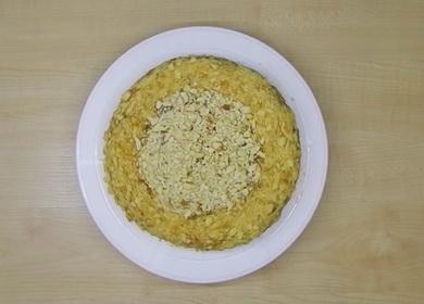 Вкусный и легкий торт 🥝 с вареной сгущенкой