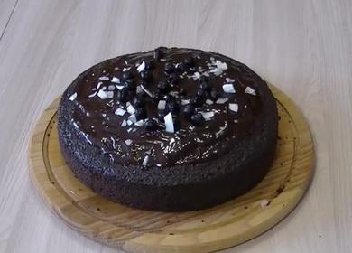 Невероятно вкусный шоколадный 🥝 торт на раз два три