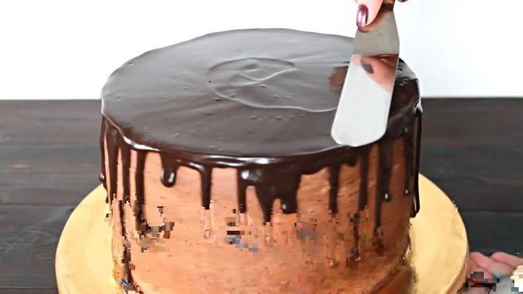 Торт Энди Шефа по пошаговому рецепту с фото