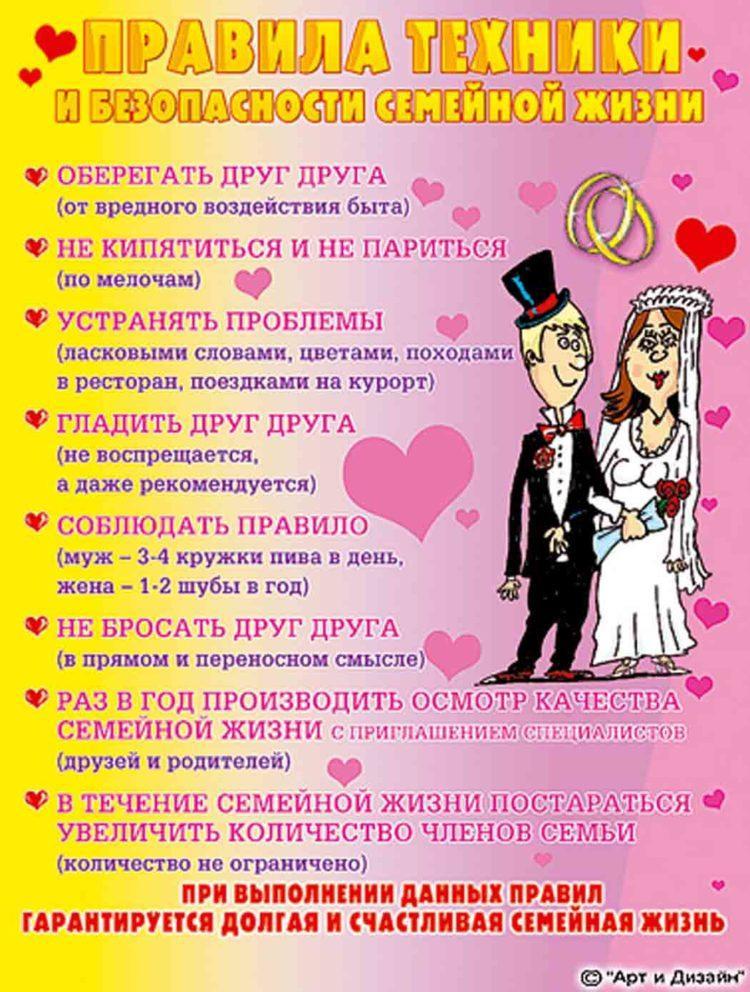Днем, прикольные картинки с пожеланиями на свадьбу